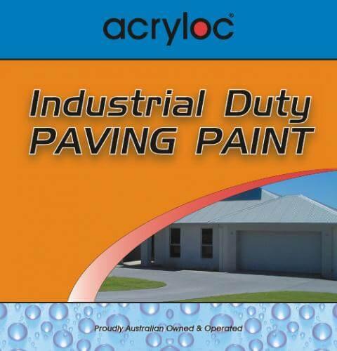 Paving Paint