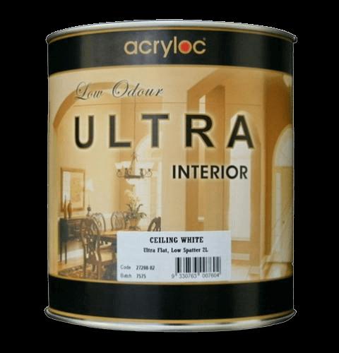 Ultra Ceiling White