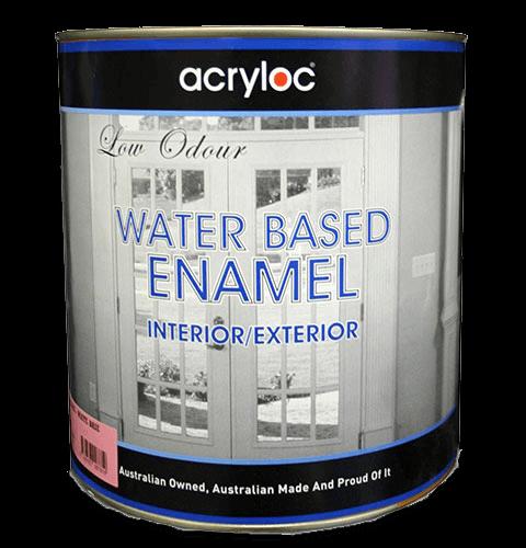 Water Based Enamel
