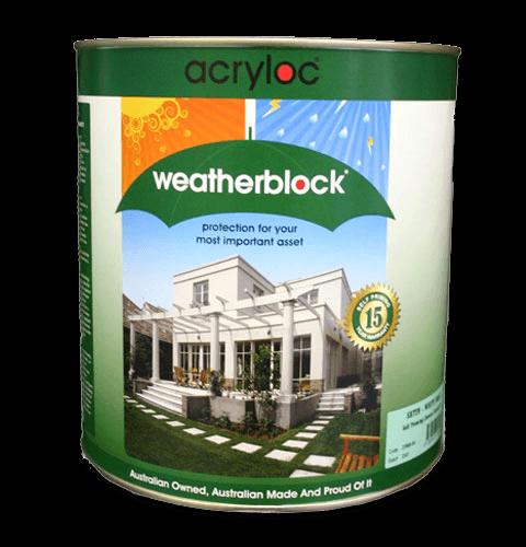 Weatherblock