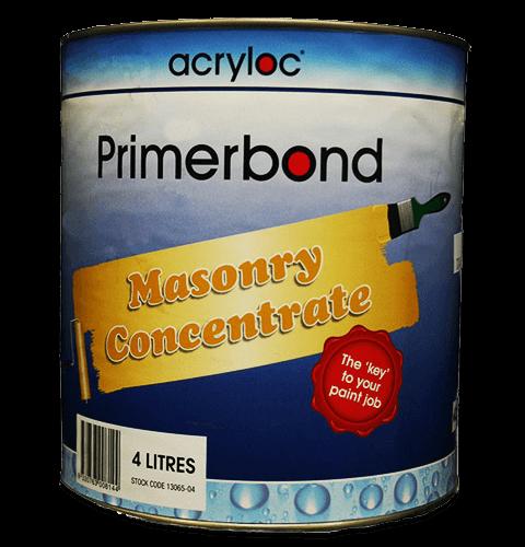 Primerbond Masonry Concentrate